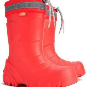 Demar MAMMUT - Detské snehule / gumáky červené