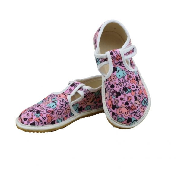 Jonap dievčenské papuče