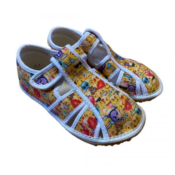 Jonap otvorené papuče